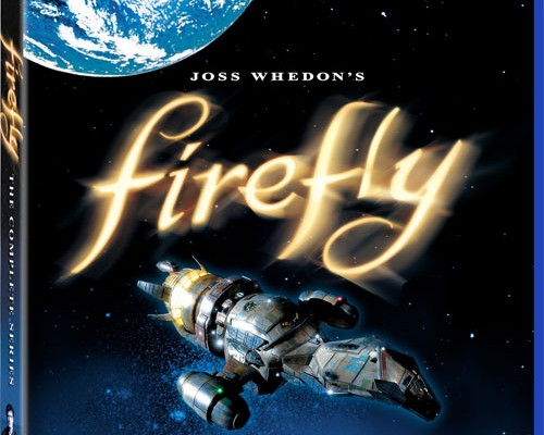 Updated: Fox Announces Firefly on Blu-ray in November