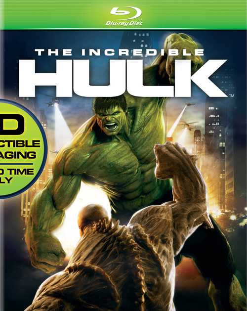 Universal Specs The Incredible Hulk Blu-ray; Pre-orders Launch - TheHDRoom