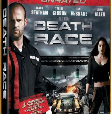Death Race Crashes onto Blu-ray with BD-Live Contest