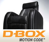 D-BOX on Need for Speed Undercover for PC