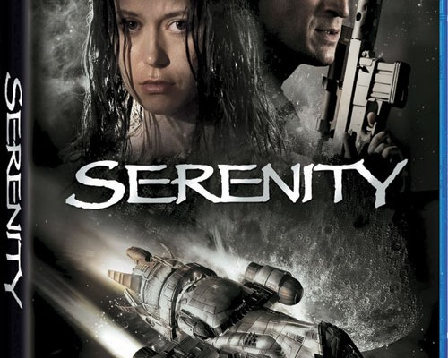 Updated: Serenity Coming to Blu-ray with New Cover Art and Features