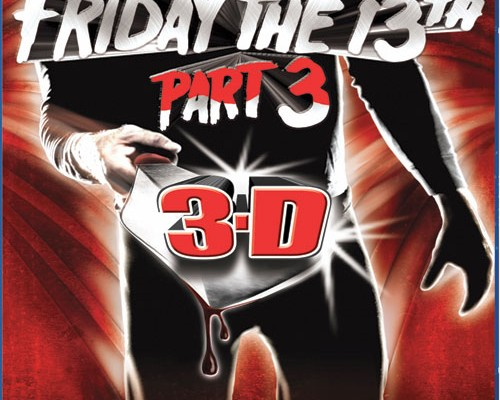 Friday the 13th Part 2 and 3 on Blu-ray in June
