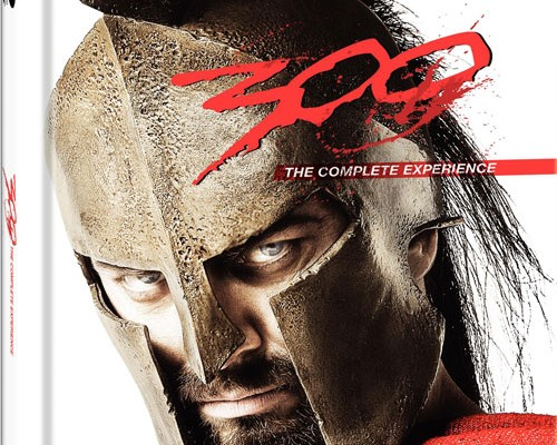 300: The Complete Experience Blu-ray Details