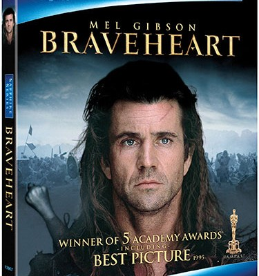 Blu-ray Sapphire Series Announced with Braveheart, Gladiator and Forrest Gump