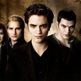 The Cullen Family Portrait in Twilight New Moon