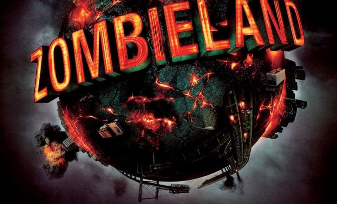 Zombieland Poster a Wild Ride