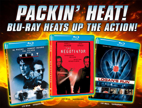 The Heat Blu Ray Cover