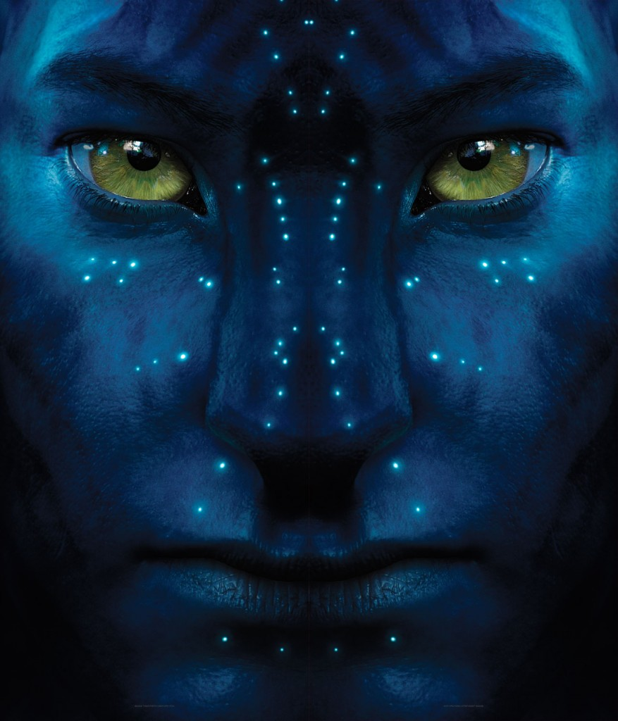 Avatar Trailer: Comic-Con: James Cameron's Avatar High-Res Na'vi And