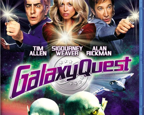 Galaxy Quest Blu-ray Details and Cover Art