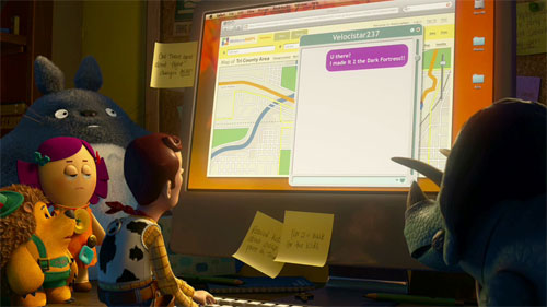 Toy Story 3 Trailer with New Characters and Miyazaki Cameo