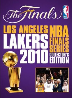 Los Angeles Lakers: 2010 NBA Finals Series DVD Giveaway (2 available) - TheHDRoom
