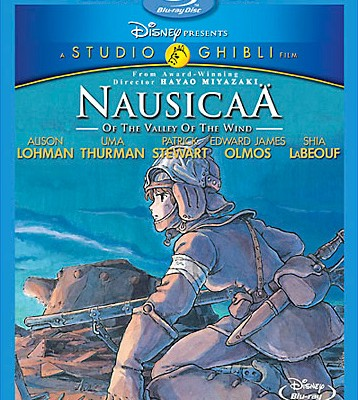 Nausicaa Of The Valley Of The Wind Blu-ray Bound