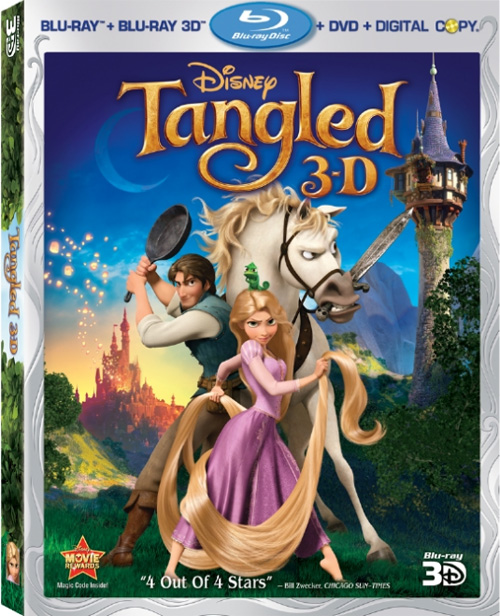 Warriors Vs Knights Live Stream Free: Disney's Tangled Blu-ray 3D Pre-Order Only $22