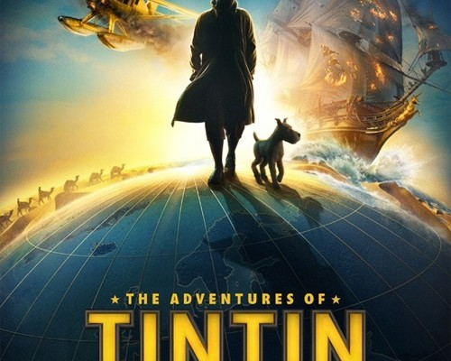New Movie Posters: The Muppets, Green Lantern and The Adventures of Tintin