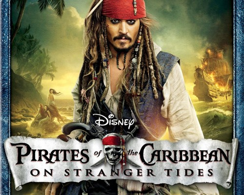 Updated: Pirates of the Caribbean: On Stranger Tides Blu-ray 3D Release Date and Details