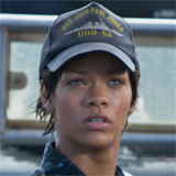 Rihanna Mounts Big Gun in First Battleship Image