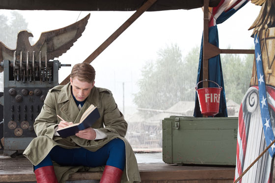 A Conversation With Captain America: The First Avenger Writers Christopher Markus and Stephen McFeely