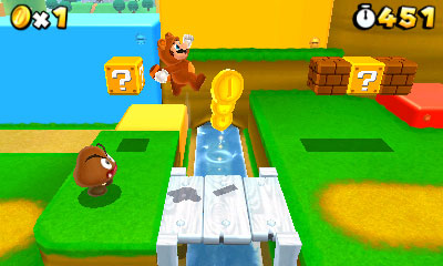 Super Mario 3D Land Review: Fun in Any Dimension