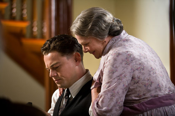 J. Edgar Review: Leonard DiCaprio Outperforms the Material