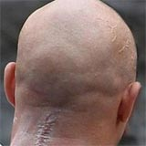 New The Dark Knight Rises Image Show Bane's Scars