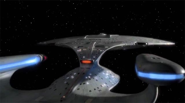 Star Trek: The Next Generation - The Next Level Blu-ray Review