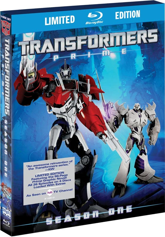 transformers prime season 1 bluray release date and