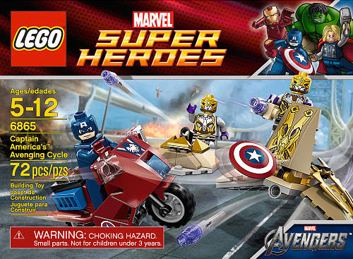 The Avengers Legos Offer New Look at Loki's Army