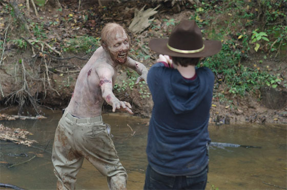 The Walking Dead Season 2 Episode 211 Judge, Jury, Executioner Review