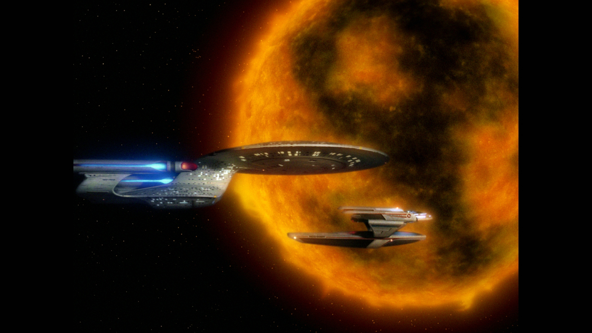 Star Trek: The Next Generation Season 1 Blu-ray Release Date Revealed