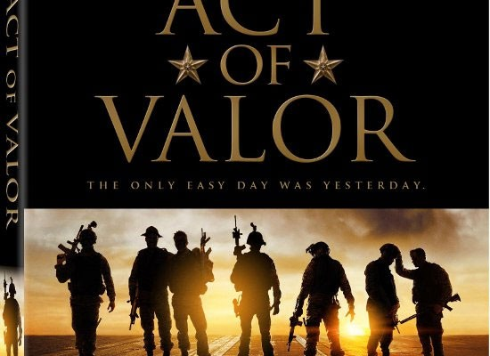 Act of Valor Blu-ray Release Date and Details