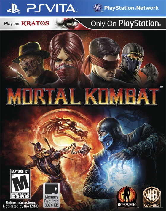 Mortal Kombat PS Vita Review: Karry Kombat in your Pocket