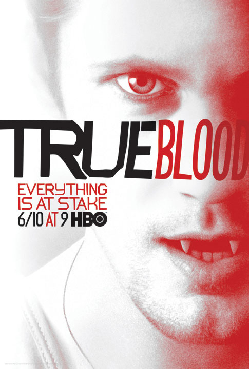 True Blood Season 5 Character Posters: Christopher Meloni Bears Fangs