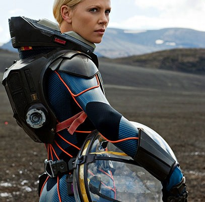 New Prometheus Images and Featurette Get Personal with the Cast