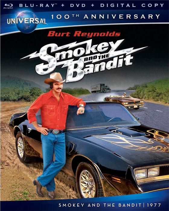 Smokey and the Bandit Blu-ray Review