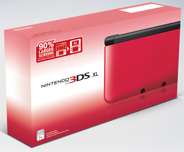 New 3ds xl release date in Brisbane