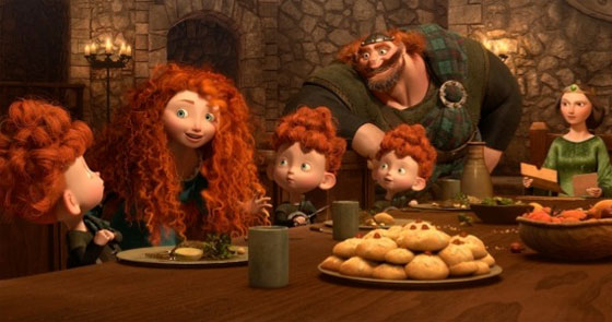 Brave Review: Pixar Goes Bold