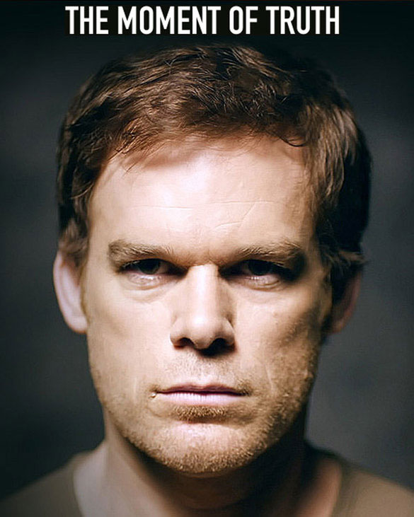Dexter Season 7 Teaser and Poster Promote The Truth