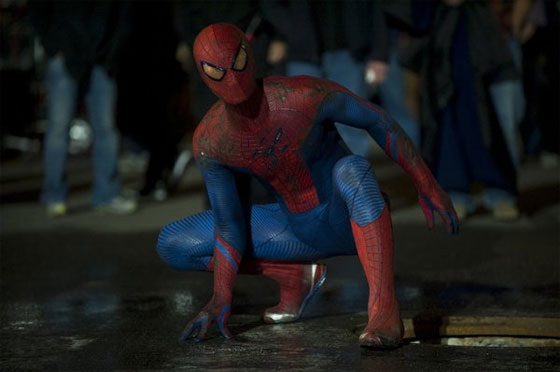 The Amazing Spider-Man Review: Awkward Webslinger Origin Works