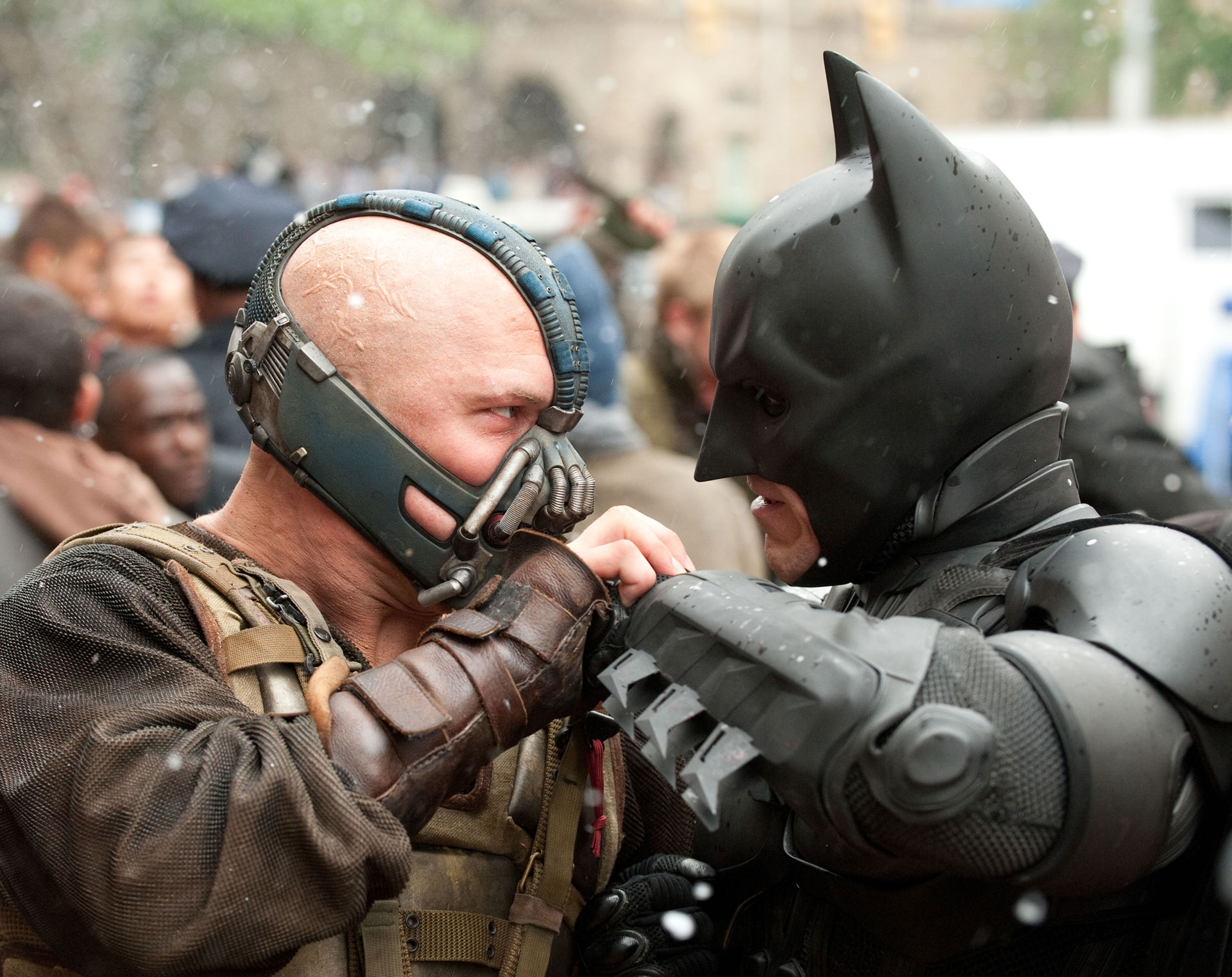 The Dark Knight Rises High-Res Photos Ready for Viewing