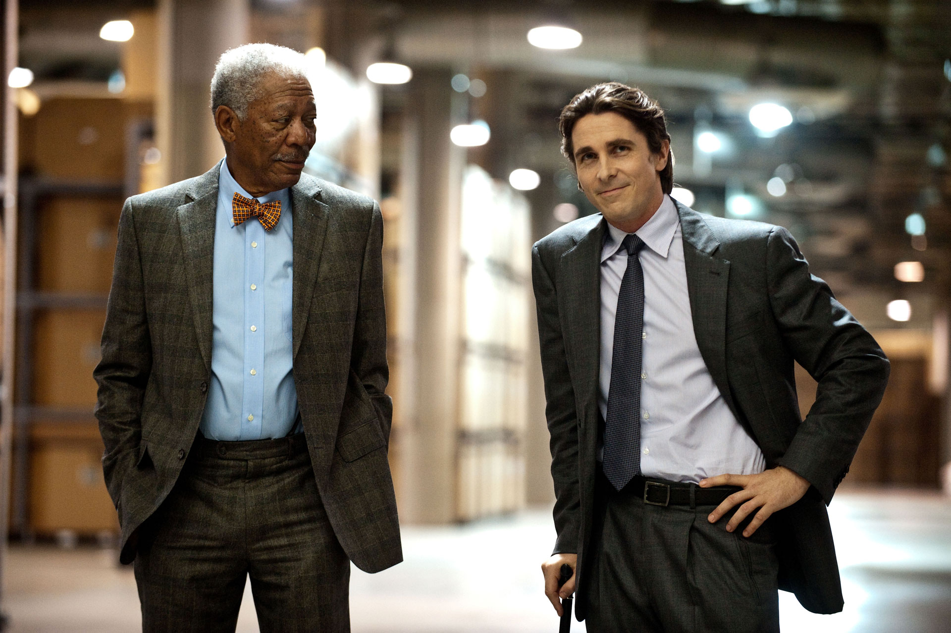 More The Dark Knight Rises Images Hit the Streets