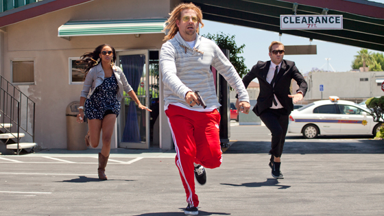 Hit & Run Review: Dax Shepard Hits and Misses