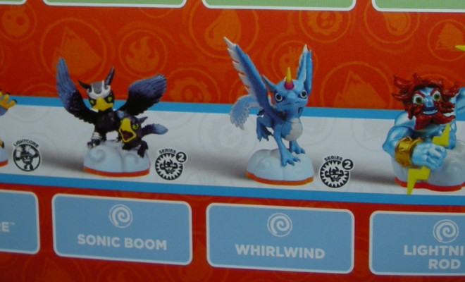 Skylanders Giants Characters List and Images Revealed