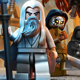 LEGO Lord of the Rings Monsters and Villains Poster Plus First Dev Diary