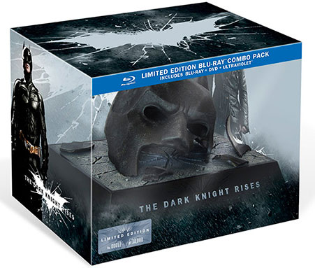 The Dark Knight Rises Blu-ray Release Date is Confirmed for December 4