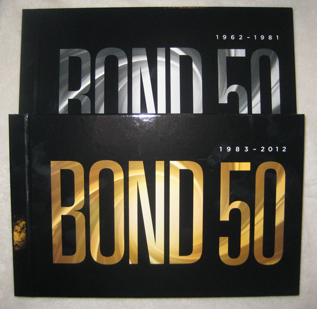 Bond 50 Blu-ray Review