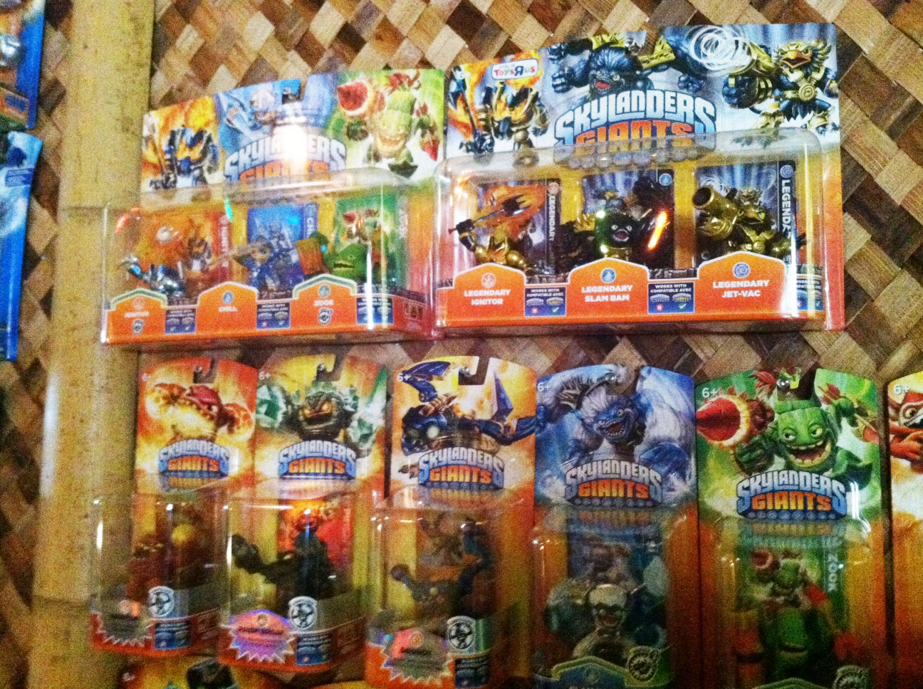 Skylanders Giants Preview: Impressions, Images, Prototypes and More