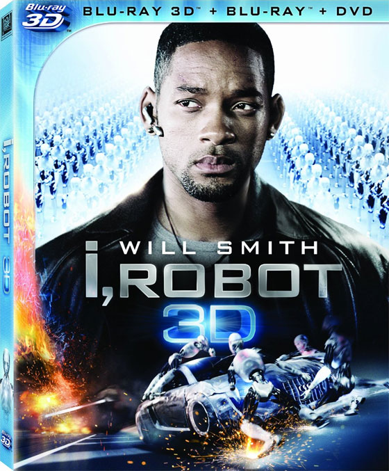 I, Robot Blu-ray 3D Review