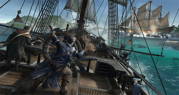 Assassin's Creed III Review: Going Above and Beyond