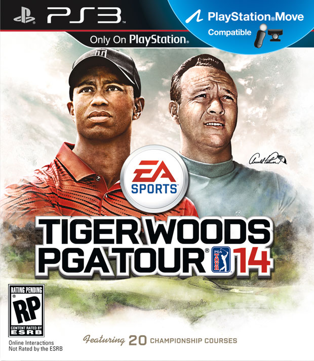 Warriors Vs Knights Live Stream Free: Tiger Woods PGA Tour 14 Cover Features Arnold Palmer; Four