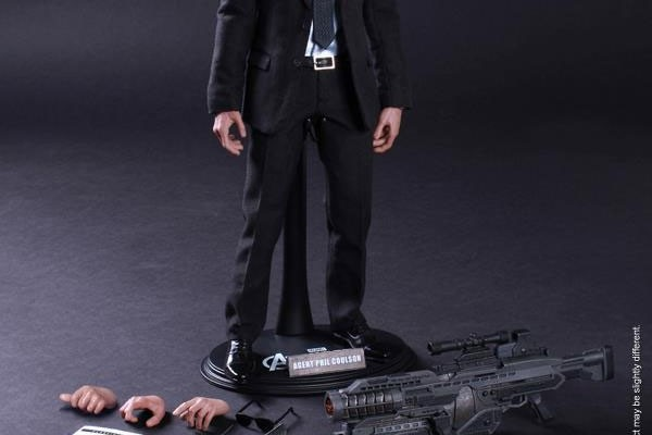 Hot Toys Agent Phil Coulson The Avengers Figure Revealed